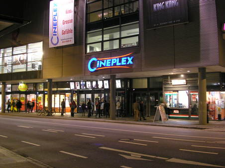 Cineplex Neumünster
