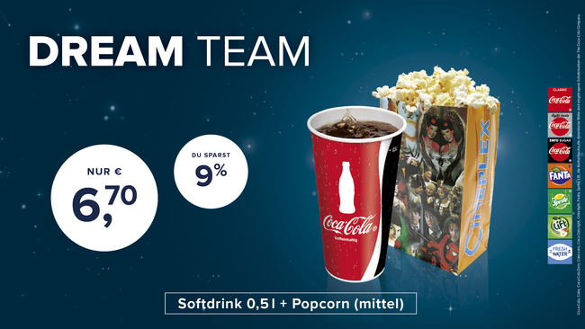 Cineplex Lippstadt - Dream Team