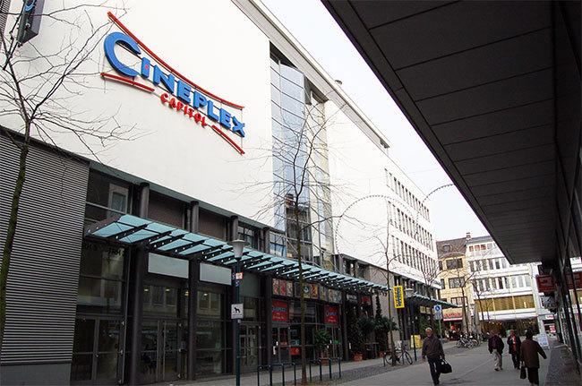 Infos Cineplex Kassel