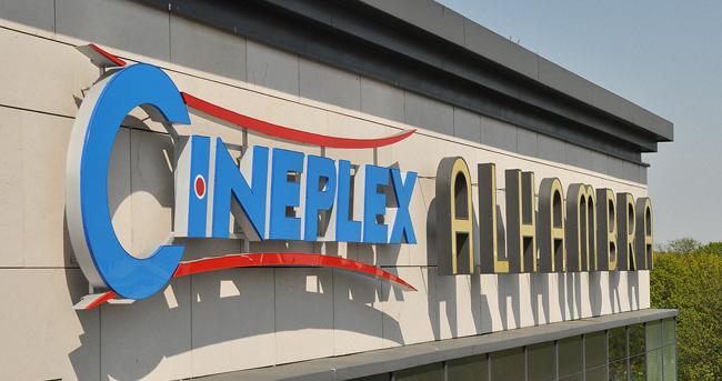Cineplex Berlin