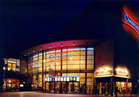 Cineplex Naumburg
