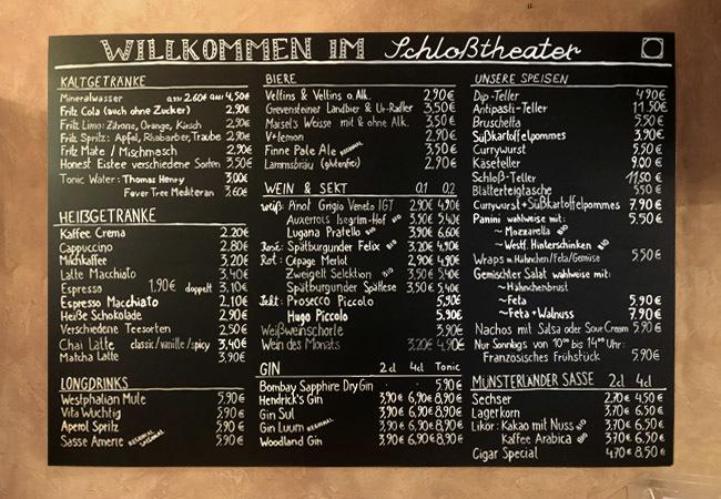 Cinema Münster Programm