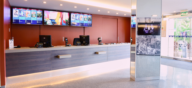 Cineplex & Rex-Filmpalast Pforzheim