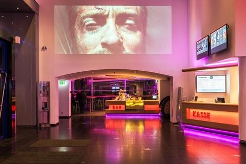 Mannheim Cineplex Planken