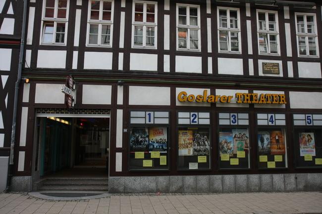 Kino Goslarer Theater Goslar