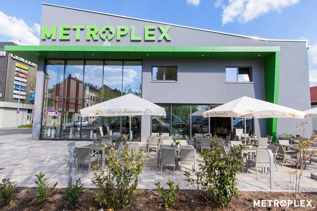 Metroplex Fürth Programm