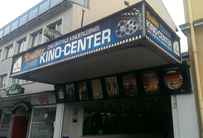 residenz kino center