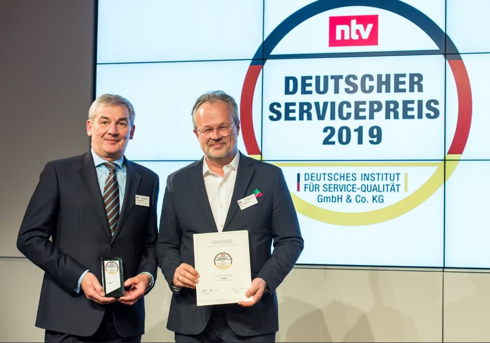 Deutscher Servicepreis 2019 Cineplex
