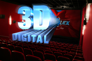 Cineplex Digital 3D